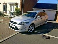 Ford Mondeo Titanium x sport estate 2.0tdci very gd condition