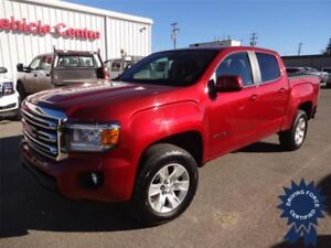 2016 GMC Canyon 4WD SLE, 5.2 Ft Box, 5 Passenger, 3.6L V6 Gas