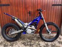 Sherco 300 Trials bike