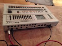 TR-707 Roland Drum Machine