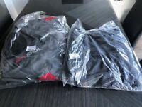 2017 Gul Dartmouth Eclip Zip Drysuit CHARCOAL / RED + UNDERFLEECE GM0378, Medium