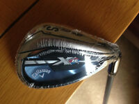 Callaway XR 2015 PROJECT 4.0 W flex Right Hand Sand Wedge with Ladies Graphite shaft - NEW