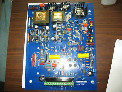 Magnetic Power Systems 3d99-1 Control Board Repaired