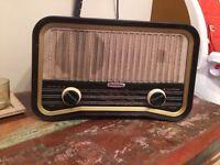Vintage/retro radio