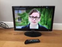 "Samsung 23"" HDTV Monitor"