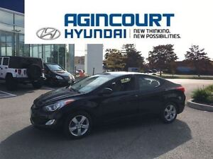 2013 Hyundai Elantra GLS/SUNROOF/OFF LEASE/ ONLY 72696KMS!!