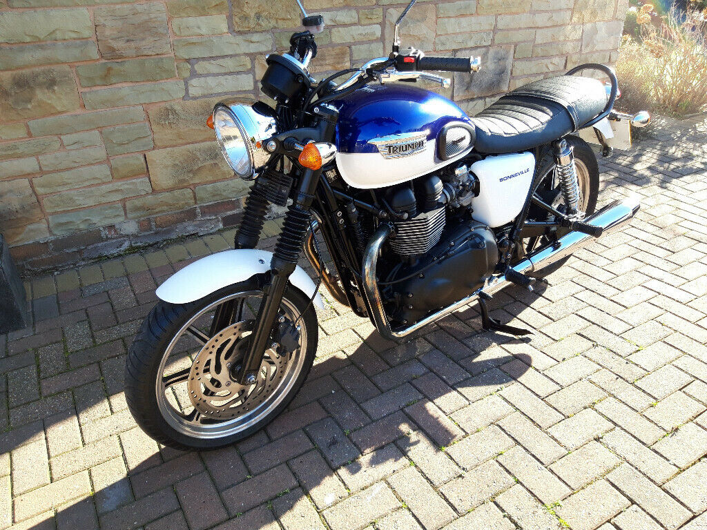 Triumph Bonneville 865 In Barnsley South Yorkshire Gumtree