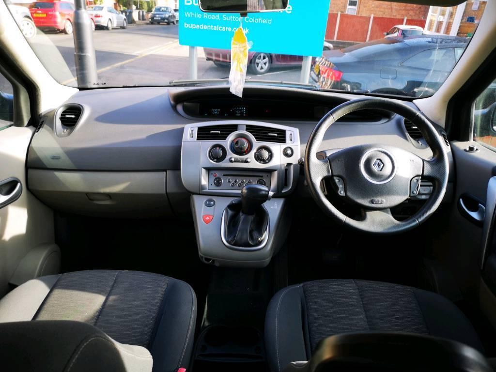 Renault Grand Scenic 2 0 dci   in Great Barr, West Midlands   Gumtree