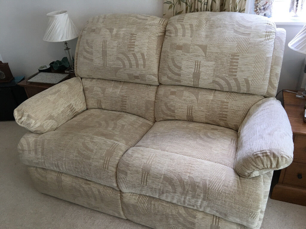 Sherborne 2 Seater Sofa Hardly Used And In Excellent