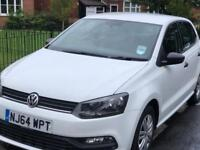 Volkswagen Polo 1.0 BlueMotion Tech S (s/s) 5dr | 2014 | 19,700 miles