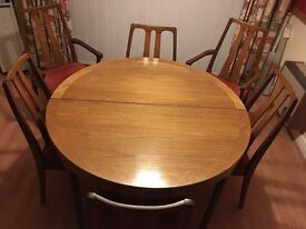 Nathan Dining Suite - Includes Table, 4 Chairs & 2 Carvers