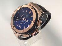 Hublot rose gold Automatic watch