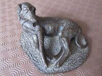 Irish Wolfhound dog by Heredities