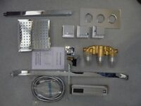 Victoria Plum Shower Mixer kit - New and un-used