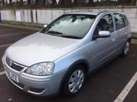 2005 VAUXHALL CORSA 1.2 ONLY 55,000 MILES, NEW MOT 2018, EXCELLENT CONDITION