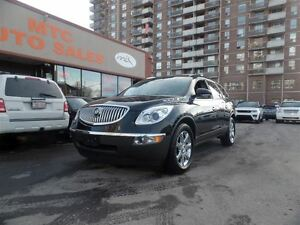 2010 Buick Enclave CXL, AWD, 7 PASSENGER, LEATHER SEATS, BACKUP