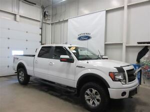 2013 Ford F-150 FX4 - LEVELLING KIT WITH ALL-TERRAIN TIRES