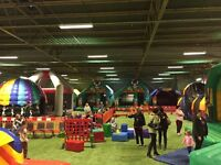 Easter Bouncemania - Northern Irelands Premier Indoor Fun Event