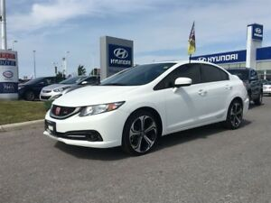 2015 Honda Civic SI TRADE IN RARE MODEL