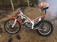 Trials bike 2015 Beta 300 2stroke