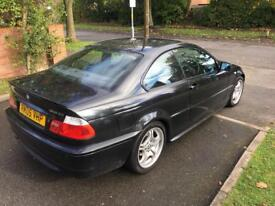 BMW 318 I CIM sport automatic 2005 coupe are you Darren PX welcome