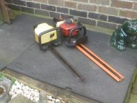 PETROL HEDGE TRIMMERS £35 EACH