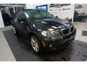 2011 BMW X5 Xdrive50i- ALLOY WHEELS, NAV, SUNROOF!!