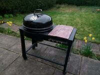 Barbecue with Table