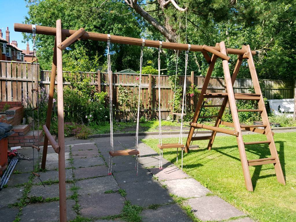 Kids Large play centre Garden swing, climbing frame | in Newcastle ...