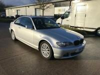 2006 BMW 320CD COUPE DIESEL - HPI CLEAR - 12 MONTHS MOT