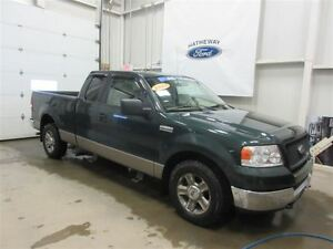 2005 Ford F-150 XLT, AS TRADED