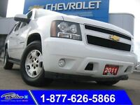 2011 Chevrolet Suburban LT 4x4 - Navigation, Leather & Moonroof