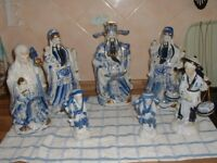 7X CHINESE,FIGURES