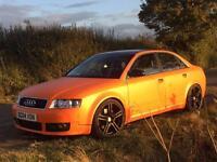 Audi A4 1.8 Petrol , sport tuning