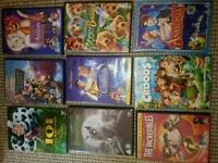 Childrens dvds Disney