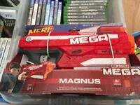 Magnus Mega nerf gun brand new