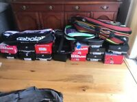 Wilson, Babolat, Adidas Men's Tennis Shoes. Various Sizes