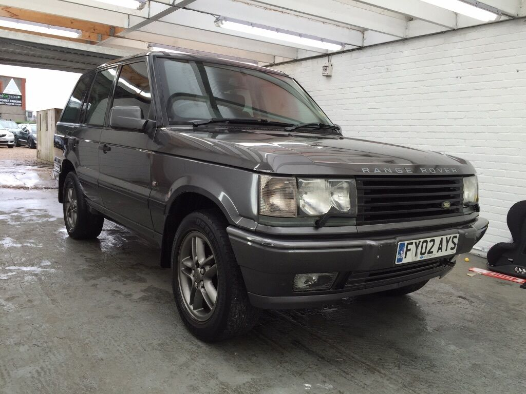 range rover p38 4 0 westminster only 500 made in swindon wiltshire gumtree. Black Bedroom Furniture Sets. Home Design Ideas