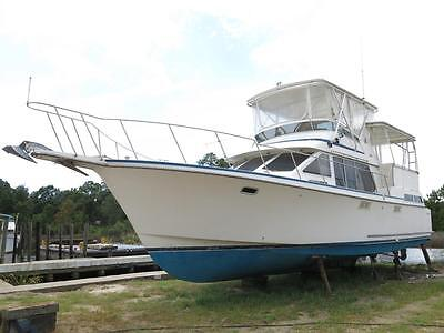 1994 Tollycraft 45 Motoryacht yacht cruiser boat Project Low Reserve 94