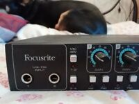 Focusrite Saffire pro 26 audio interface Excellent condition and fully working.