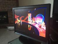 "Dual LCD TV, 19"" DDLCD1905, HDMI, FREEVIEW"