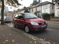 RENAULT SCENIC 2007 AUTOMATIC LOW MILES !!!