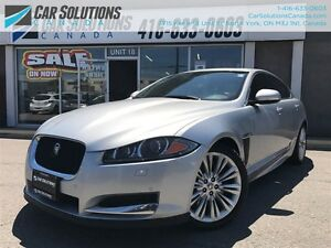 2012 Jaguar XF Portfolio-Spt package SOLD