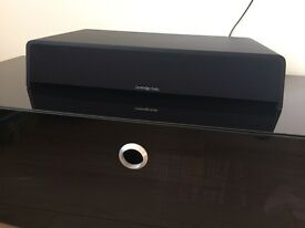 Cambridge Audio Minx TV Soundbar / Sound Plinth with aptx Bluetooth