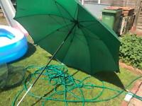 Leeda xl fishing umbrella good condition