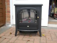 Dimplex CLB20 Club Stove. Log Burner Style Electric Fire