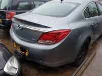 VAUXHALL INSIGNIA 2.OL DIESEL F40 Gearbox Fully Tested and Guaranteed 2013
