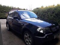 BMW, X3, Estate, 2005, Manual, 1995 (cc), 5 doors