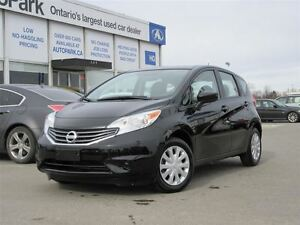 2015 Nissan Versa Note SV| Rearview cam| Bluetooth| Keyless entr
