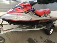 SEADOO RXT 215 SUPER CHARGER